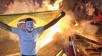 http://www.youtube.com/watch?v=i778yC_zzmM «LE NOSTRE RAGIONI»– La protagonista del video, pubblicato su Youtube e registrato poco prima dell'inizio delle proteste, è Carla Dauden, filmaker di 23 anni che ha deciso di mettersi in gioco in prima persona per raccontare a tutto il mondo perchè il Brasile non dovrebbe spendere milioni di dollari per l'organizzazione dei due mega eventi sportivi in calendario tra 2014 e 2016 (Mondiali e Olimpiadi). «Ciao, mi chiamo Carla, sono brasiliana e vi dirò perchè non andrò alle partite della Coppa del Mondo» esordisce in inglese all'inizio del video. A seguire sei minuti e 10 secondi di spiegazioni, […]