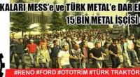 """Per il dibattito Redazione di Operai Contro, Con lo sciopero degli operai Turchi ancora in corso con grande slancio, un sito """"world socialist web site"""", sito autorevole dei socialisti e marxistiinternazionali, dove spesso si trovano interessanti report informativi, si sono lanciati articoli di questo tenore con: 1- una gran fretta di informare, già nel titolo, che lo sciopero turco si appresta a spegnersi """"most turkish auto workers end strike"""" cioè La maggior parte dei lavoratori del settore auto turchi stanno terminando lo sciopero. 2-Lo sciopero è stato bloccato nel suo sviluppo dalle sigle concorrenti. Mentre invece organizzandosi coi comitati […]"""
