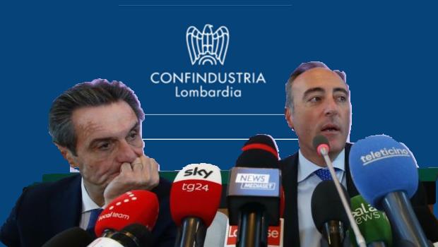 """Sotto la pressione dei famigliari dei morti di coronavirus che vogliono sapere la verità la procura di Bergamo si è messa in moto, convoca funzionari e ministri, ma i veri responsabili, quelli che si sono opposti per primi alla dichiarazione di """"zona rossa"""" non vengono toccati, la CONFINDUSTRIA è salva"""